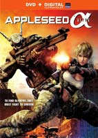 Appleseed Alpha – انیمیشن دانه سیب: آلفا