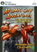 Atomic City Adventure The Case Of The Black Dragon