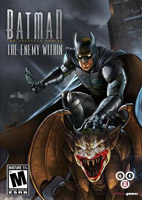 Batman The Enemy Within Episode 1-4