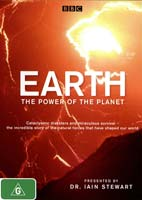 Earth: The Power of the Planet – مستند زمين سياره قدرتمند
