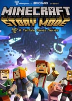 Minecraft Story Mode Episode 1-2