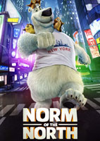 Norm of the North – انيميشن نورم از قطب شمال