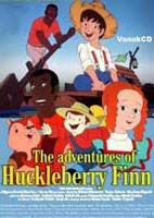 The Adventures Of Huckleberry Finn - کارتون هاکلبري فين